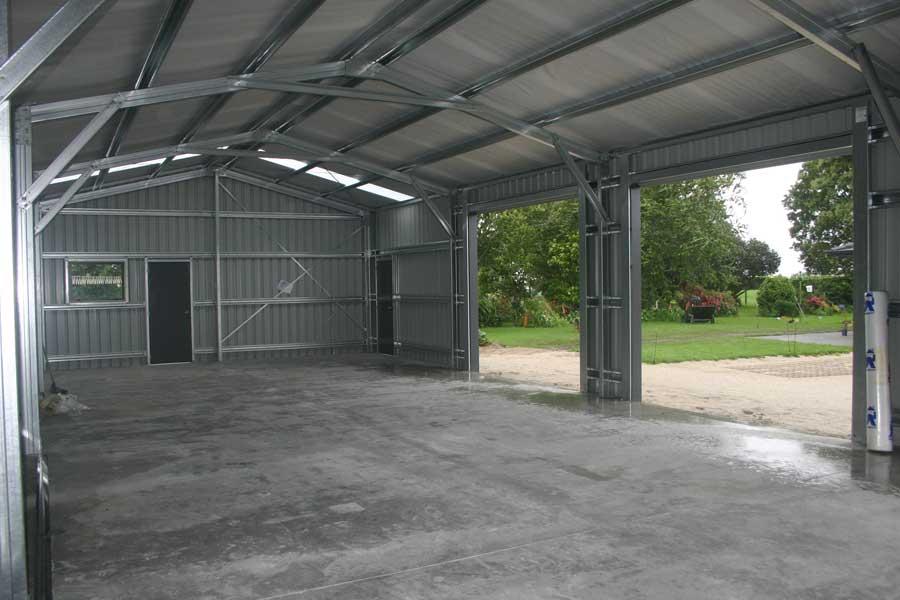Garages Kitset Sheds