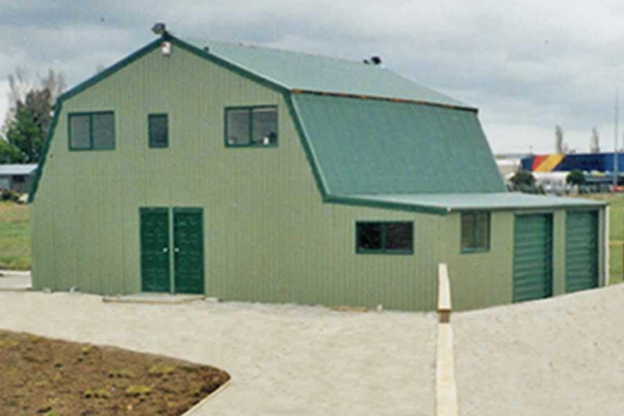Barn Houses Kitset Sheds