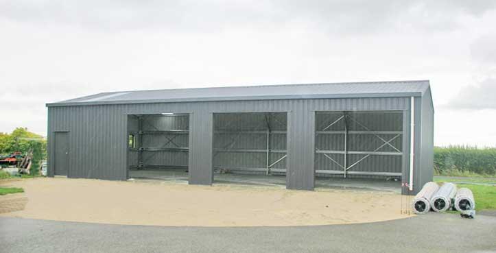 3 bay garage Tauranga NZ