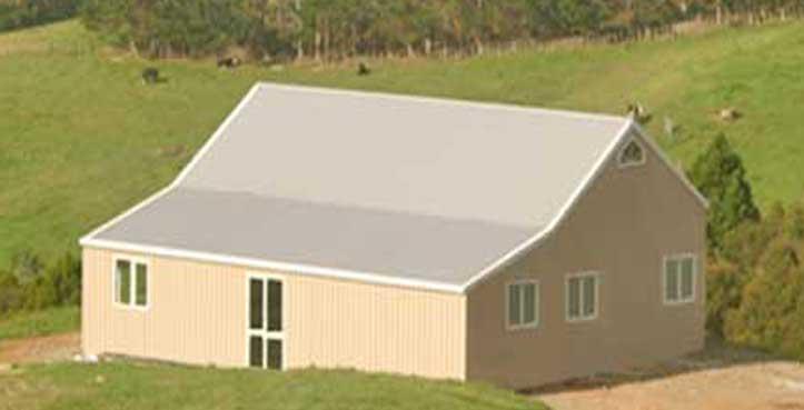 Barn houses for alternative accommodation