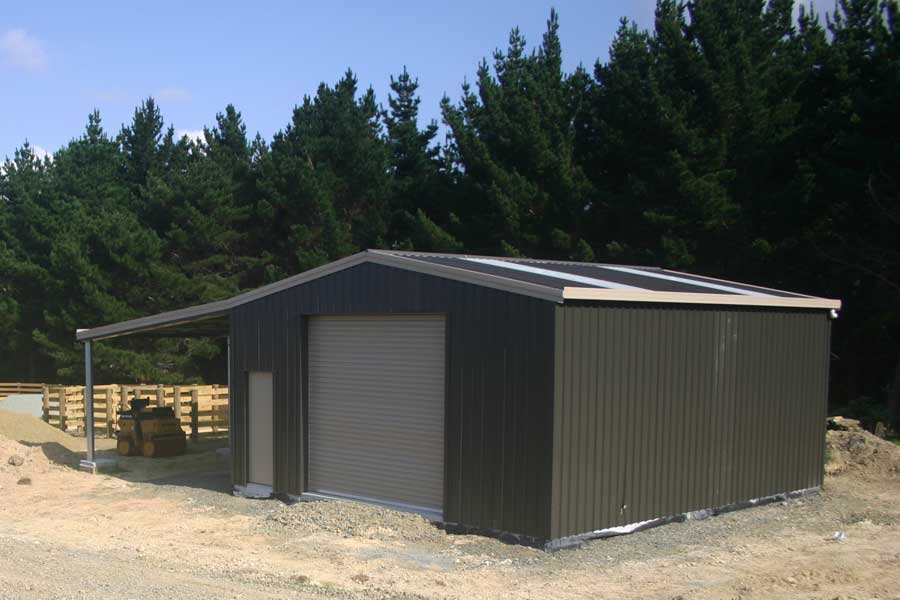 Kitset Garages Nz Made Kit Garages Amp Sheds Garage Prices