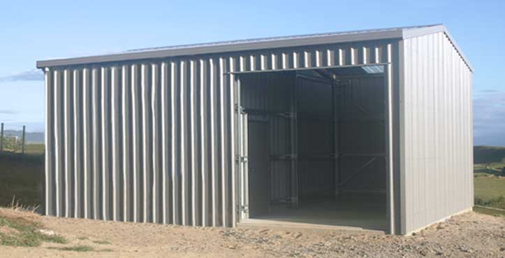Storage shed and garage, great price