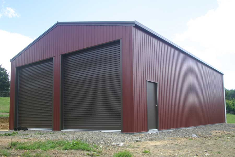 Kit Set Sheds Manufacurer Of Garage And Shed Kits Nz Wide