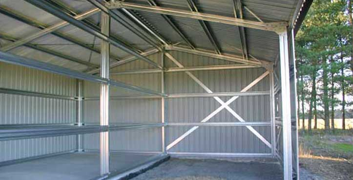 Steel Sheds NZ