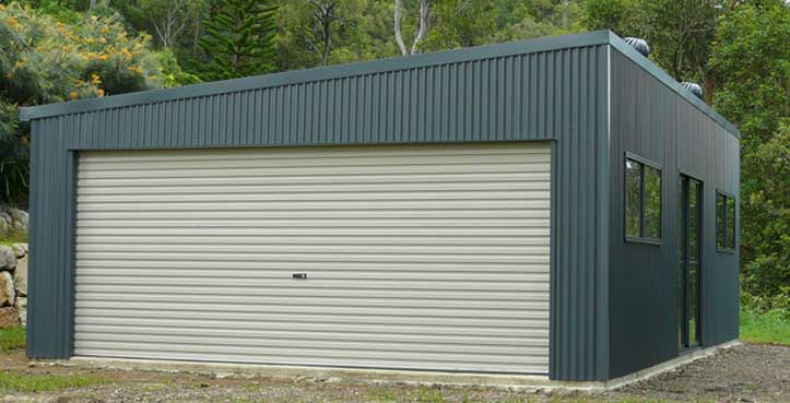 Mono pitch shed are also known as skillion roof or lean to sheds